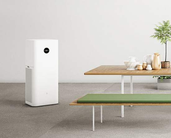 Is an air purifier necessary?The PM2.5 sensor tells you