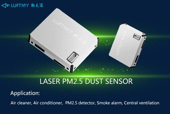The application of gas sensor is briefly described