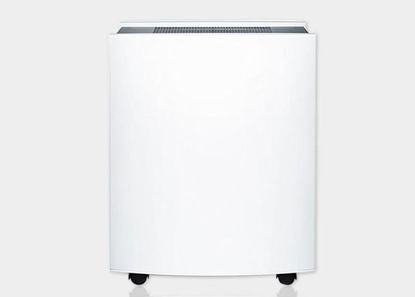 Air purifier with built-in PM2.5 sensor