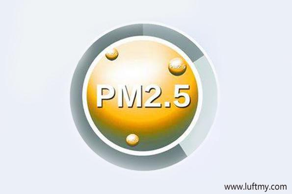 PM2.5 ambient air quality