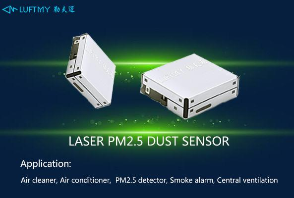 LD09 Laser PM2.5 Dust Sensor Model