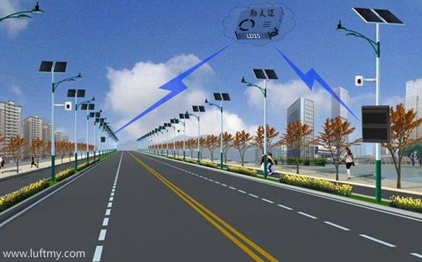 The application of smart city